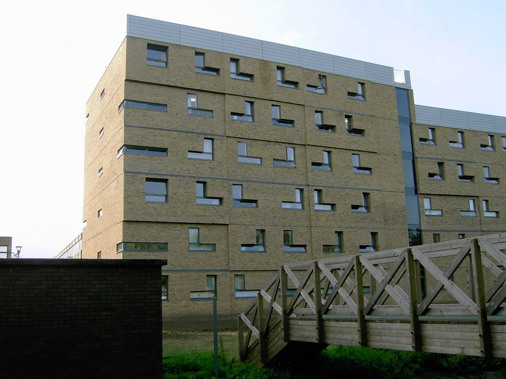 Au ergew hnliche architektur seite 7 for Uni architektur